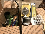 Gardening Tools and Plumbing Items