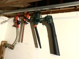 String Trimmer, Blower, and Hedge Trimmer