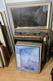 Assortment of Art