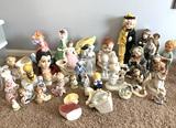Assortment of Figurines