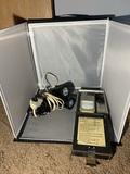 Pop us Photo Shield, Lights, & Amprobe Temperature Recorder
