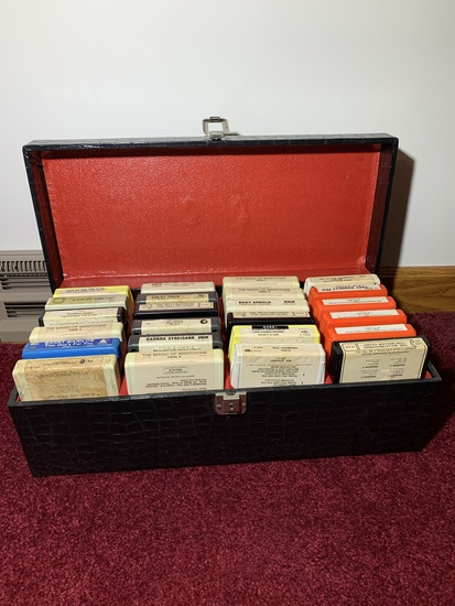 8-Tracks with Case