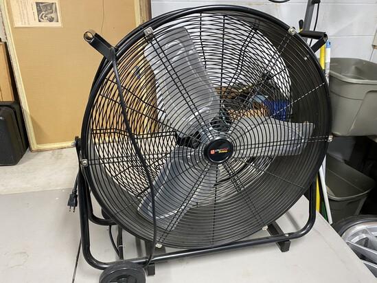 UtiliTech Larger Sized Utility Fan