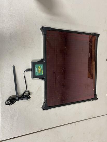 Deltran Solar Battery Tender Unit