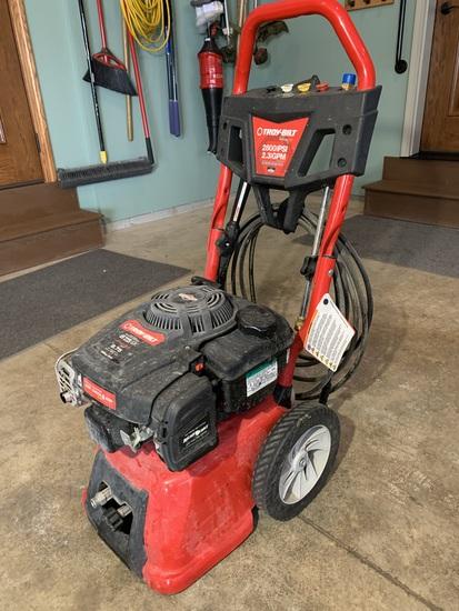 Troy-Bilt 2800 PSI Pressure Washer