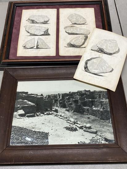 John K. Hillers, Moki Town Photograph