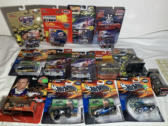 Assortment of Hot Wheels & Racing Champions Collectibles