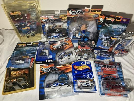 Maisto, Hot Wheels, Team Caliber,  NASCAR Forever Collectibles, Roush Racing & More