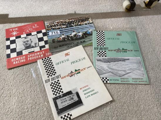 Old Racing Programs Grouping
