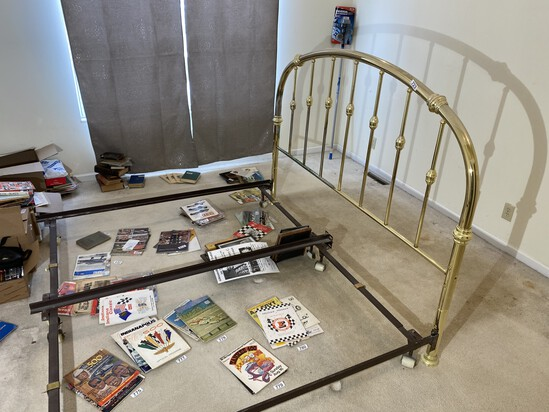 Vintage King Sized bed