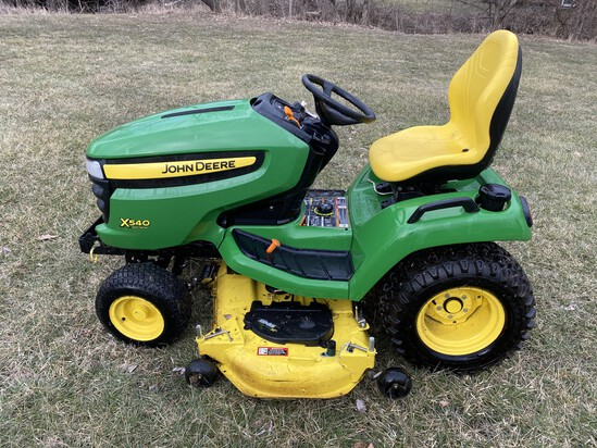 Large Country Estate - Tools, Mowers, household