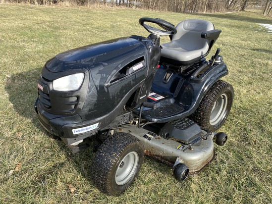 Craftsman Excellerator GT Riding Lawn Mower