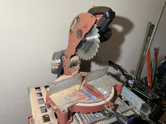 """Tradesman 10"""" Straight Cut Miter Saw"""