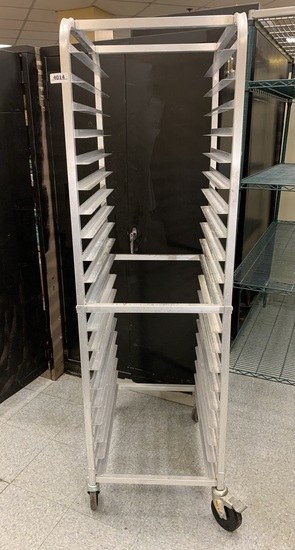 Aluminum Bakers Sheet Pan Rack