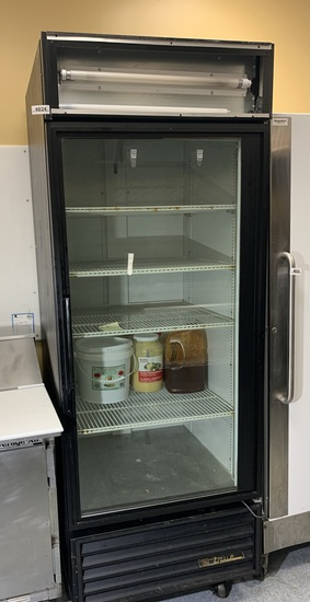 True GDM-26 - Glass Door Reach In Refrigerator