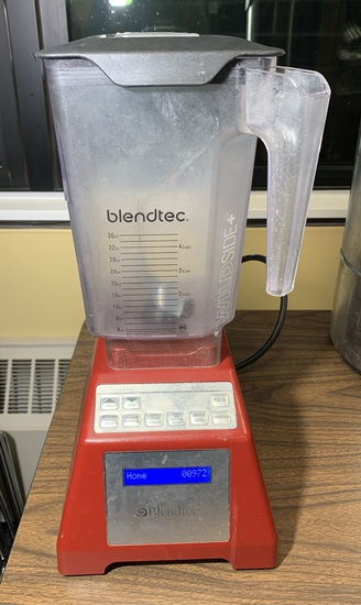 Blendtec Total Blender in Working Order.