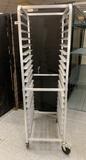 Aluminum Bakers Sheet Pan Rack