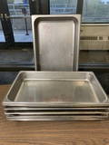 8 Stainless Steel  NSF Steam Table Pans