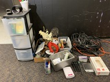 Extension Cords, Thermometers, Organizer, Scale, Water Tablets and More