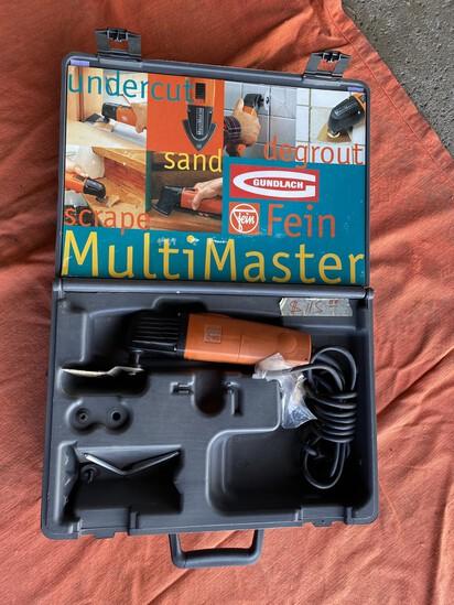 Gundlach Fein Multimaster Tool