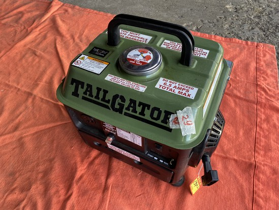 Tailgator Small Sized Portable Generator