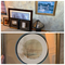 Large Assortment of Artwork and Lamp
