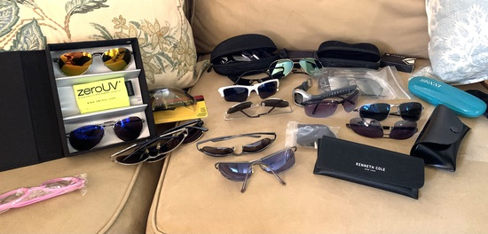 Great Group of Sunglasses.  See Photos