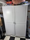 Large sized storage cabinet