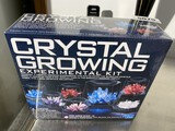 Crystal Growing Kit - New in Box