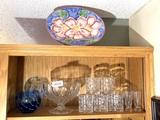 Fioriware Pottery and Glassware