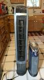 Germguardian Air Purifier & Lasko Fan