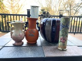 4 Pieces of Pottery