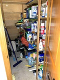 Cleanout of Supply Closet - Beauty Items, Cleaning and Kitchen Items