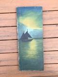 Oil on Canvas Art Piece
