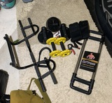 Group of Assorted Exercise Equipment
