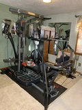 Bowflex Ultimate 2 Home Workout Center with Manuals.