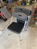 5 Cosco Folding Chairs