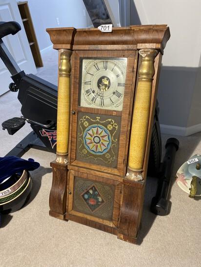 c. 1840 Seth Thomas OG Wall Clock