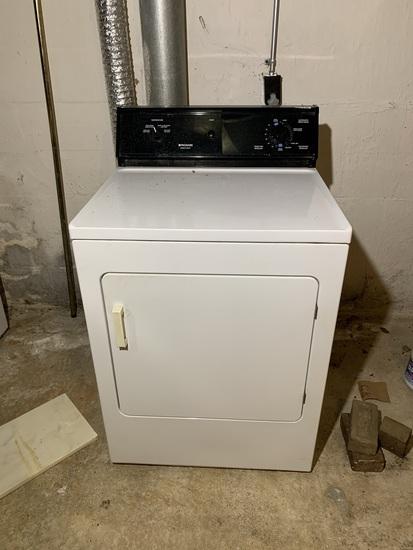 Frigidaire Heavy Duty Dryer Model FDE546DBW0