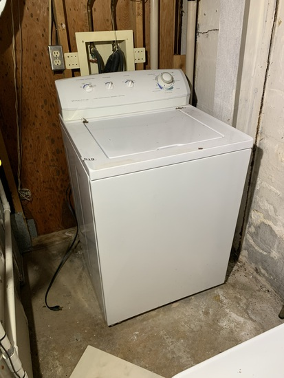 Frigidaire 13 Cycle Washer  Model GLWS1349AS1