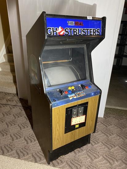 Vintage Arcade Game Real Ghostbusters