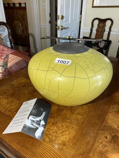 Large John Dodero Art Pottery Piece