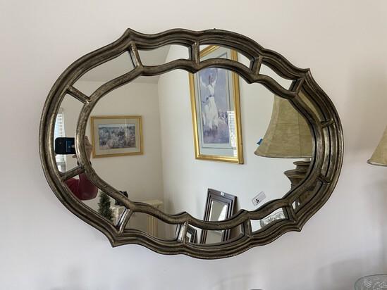 Large sized decorative mirror