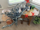 Vases, lamp, glass and more lot