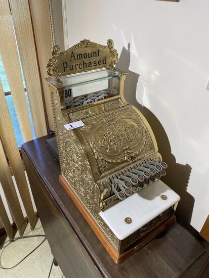 National Cash Register Brass 100th Anniversary Edition