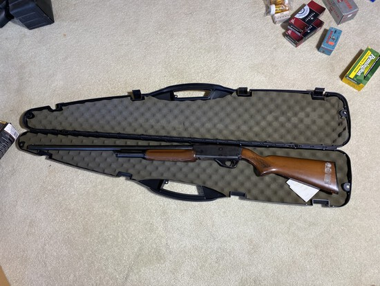 Stevens Model 67 Series # 12 Ga. Shotgun