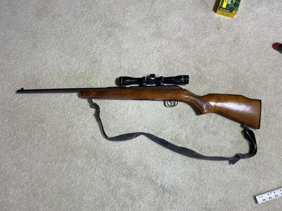 Vintage Savage RIfle Model 954LS 22 cal LR