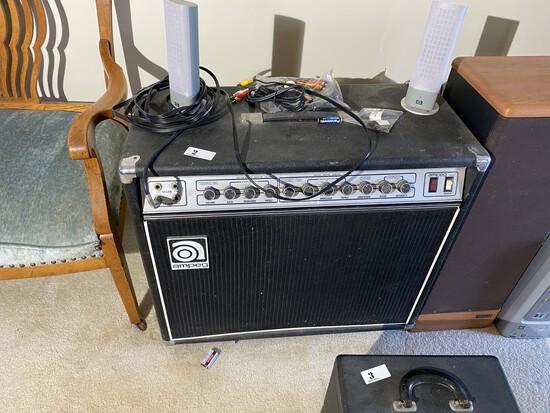 Vintage Ampeg Guitar Amp