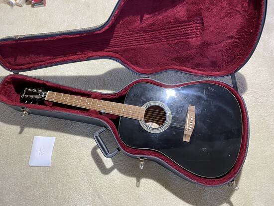 Vintage Acoustic Guitar - Maestro by Gibson