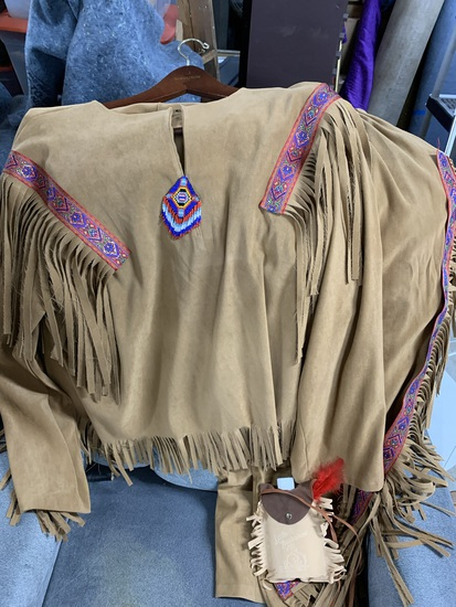 Native American Style Costume